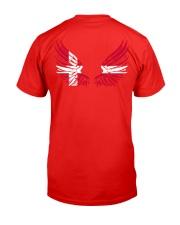 DANISH WINGS Classic T-Shirt back