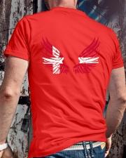 DANISH WINGS Classic T-Shirt lifestyle-mens-crewneck-back-2