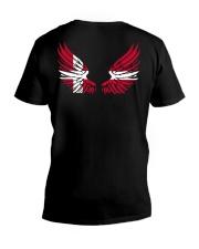 DANISH WINGS V-Neck T-Shirt thumbnail