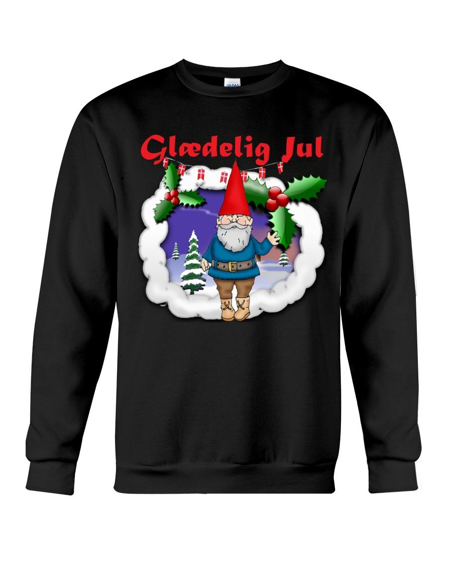 GLAEDELING JUL DANISH CHRISTMAS Crewneck Sweatshirt