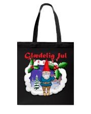 GLAEDELING JUL DANISH CHRISTMAS Tote Bag thumbnail
