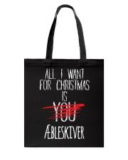 DENMARK CHRISTMAS AEBLESKIVER Tote Bag thumbnail