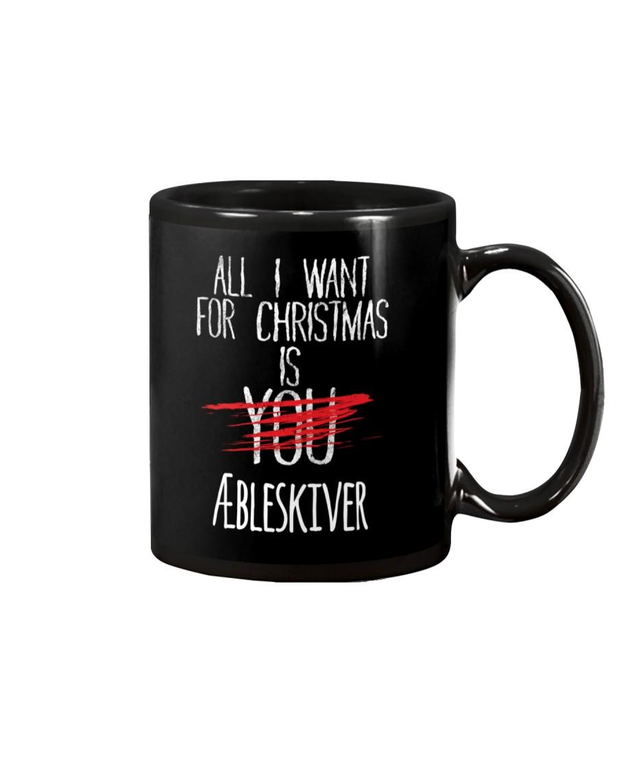 DENMARK CHRISTMAS AEBLESKIVER Mug