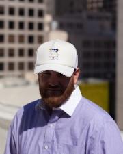 FINNISH KALSARIKANNIT WORD Trucker Hat lifestyle-trucker-hat-front-2