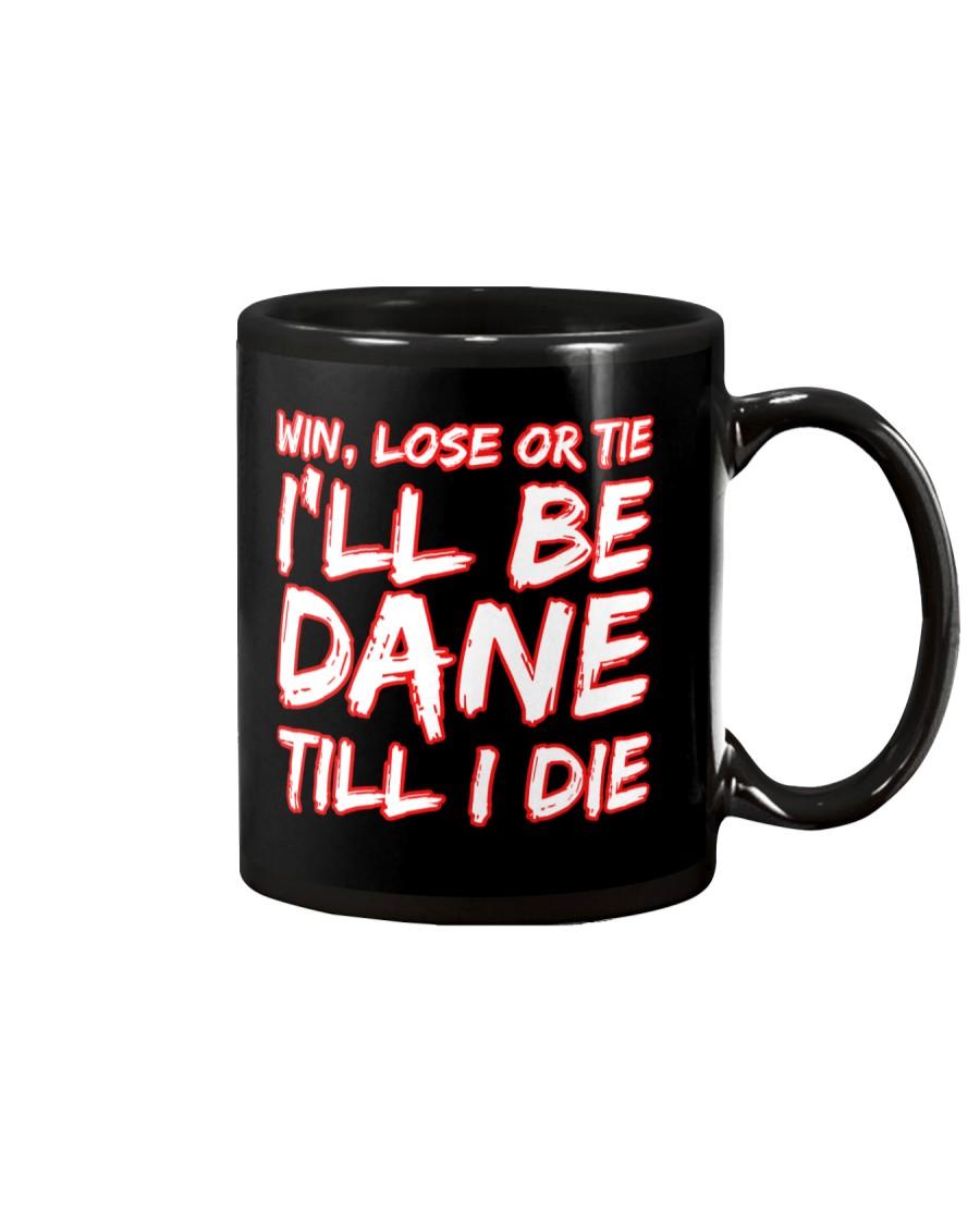 DANE WIN LOSE Mug