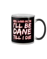 DANE WIN LOSE Color Changing Mug thumbnail