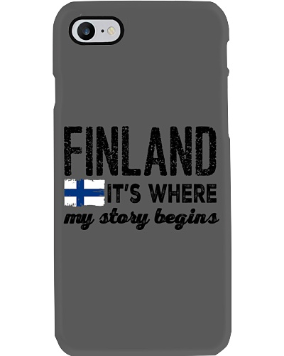 FINLAND IT'S WHERE MY STORY BEGINS