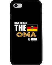 HAVE NO FEAR THE OMA IS HERE Phone Case thumbnail