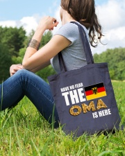 HAVE NO FEAR THE OMA IS HERE Tote Bag lifestyle-totebag-front-6