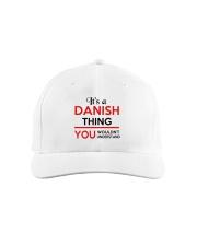 DANISH TWO LANGUAGE Classic Hat thumbnail