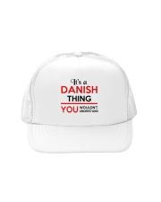 DANISH TWO LANGUAGE Trucker Hat thumbnail