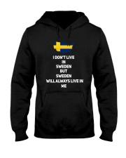 SWEDEN GLOGG HOLIDAYS Hooded Sweatshirt thumbnail