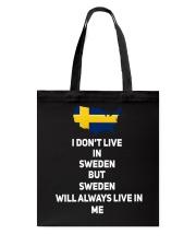 SWEDEN GLOGG HOLIDAYS Tote Bag thumbnail