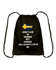 SWEDEN GLOGG HOLIDAYS Drawstring Bag thumbnail