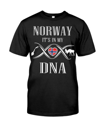 NORWAY IT'S IN MY DNA