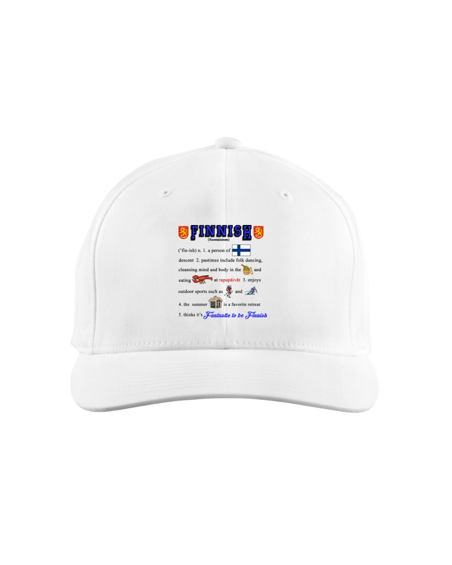 FINNISH AMERICAN AWESOME Classic Hat