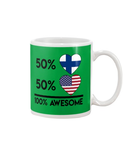 FINNISH AMERICAN AWESOME