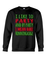 DENMARK - CHRISTMAS HONNINGKAKE PARTY Crewneck Sweatshirt thumbnail