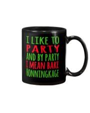 DENMARK - CHRISTMAS HONNINGKAKE PARTY Mug thumbnail