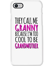 THEY CALL ME GRANNY  Phone Case thumbnail