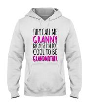 THEY CALL ME GRANNY  Hooded Sweatshirt thumbnail