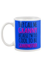 THEY CALL ME GRANNY  Mug back