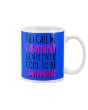 THEY CALL ME GRANNY  Mug front