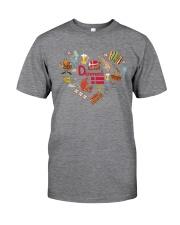 DANISH LOVE Classic T-Shirt thumbnail