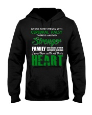 CEREBRAL PALSY   AUNT Hooded Sweatshirt thumbnail