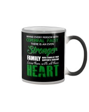 CEREBRAL PALSY   AUNT Color Changing Mug thumbnail