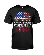 DANISH ROOTS T-SHIRT HOODIE TANK TOP Classic T-Shirt thumbnail