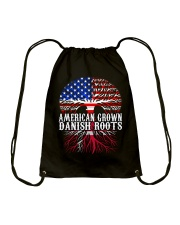 DANISH ROOTS T-SHIRT HOODIE TANK TOP Drawstring Bag thumbnail