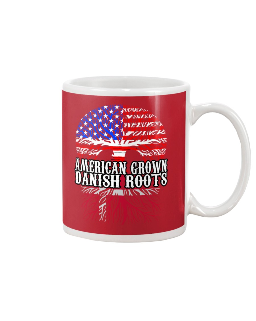 DANISH ROOTS T-SHIRT HOODIE TANK TOP Mug