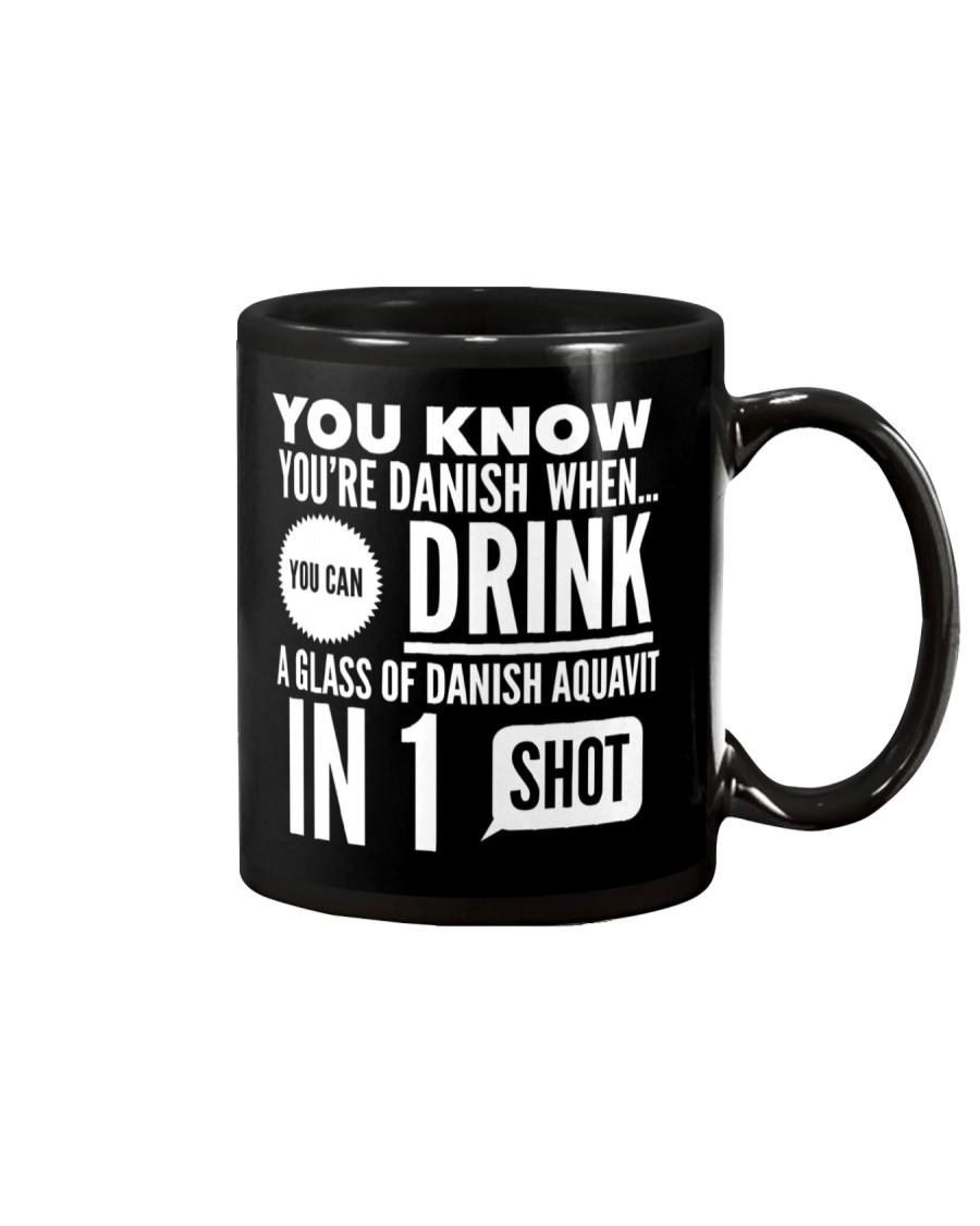 DANISH AQUAVIT Mug