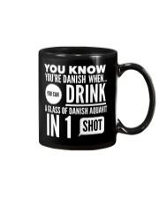 DANISH AQUAVIT Mug front