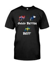 SWEDEN MOOSE Classic T-Shirt thumbnail