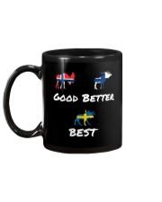 SWEDEN MOOSE Mug back