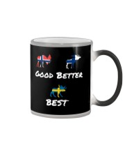 SWEDEN MOOSE Color Changing Mug thumbnail