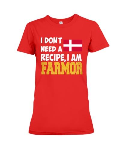 DANISH FARMOR RECIPE
