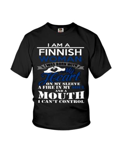 I AM A FINNISH WOMAN
