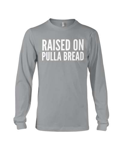 FINNISH - RAISED ON PULLA BREAD