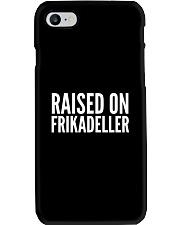 DENMARK RAISED ON FRIKADELLER  Phone Case thumbnail