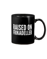 DENMARK RAISED ON FRIKADELLER  Mug thumbnail