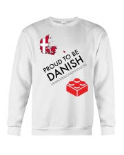 PROUD TO BE DANISH Crewneck Sweatshirt tile