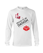 PROUD TO BE DANISH Long Sleeve Tee tile