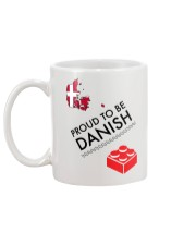 PROUD TO BE DANISH Mug back