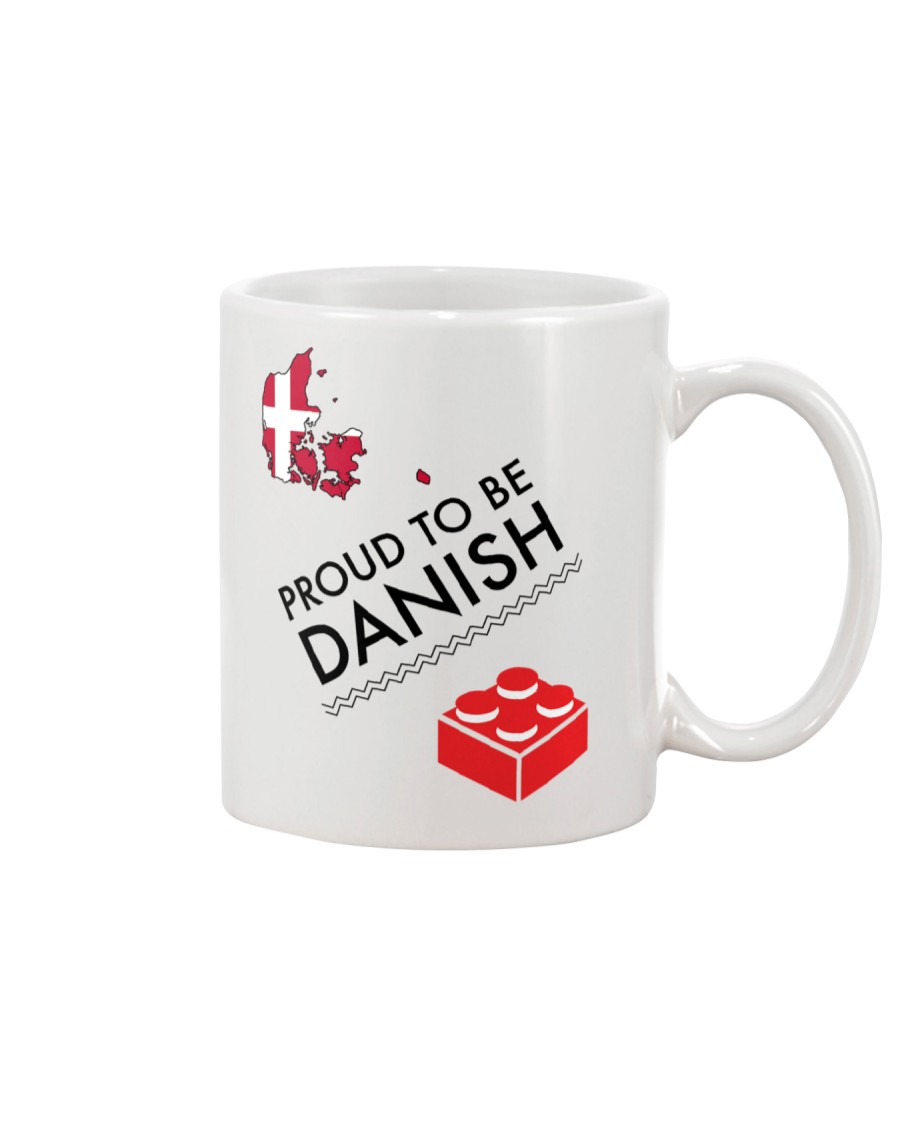 PROUD TO BE DANISH Mug