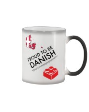 PROUD TO BE DANISH Color Changing Mug thumbnail