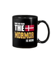 DENMARK MORMOR IS HERE Mug front