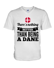 DANE BETTER V-Neck T-Shirt tile